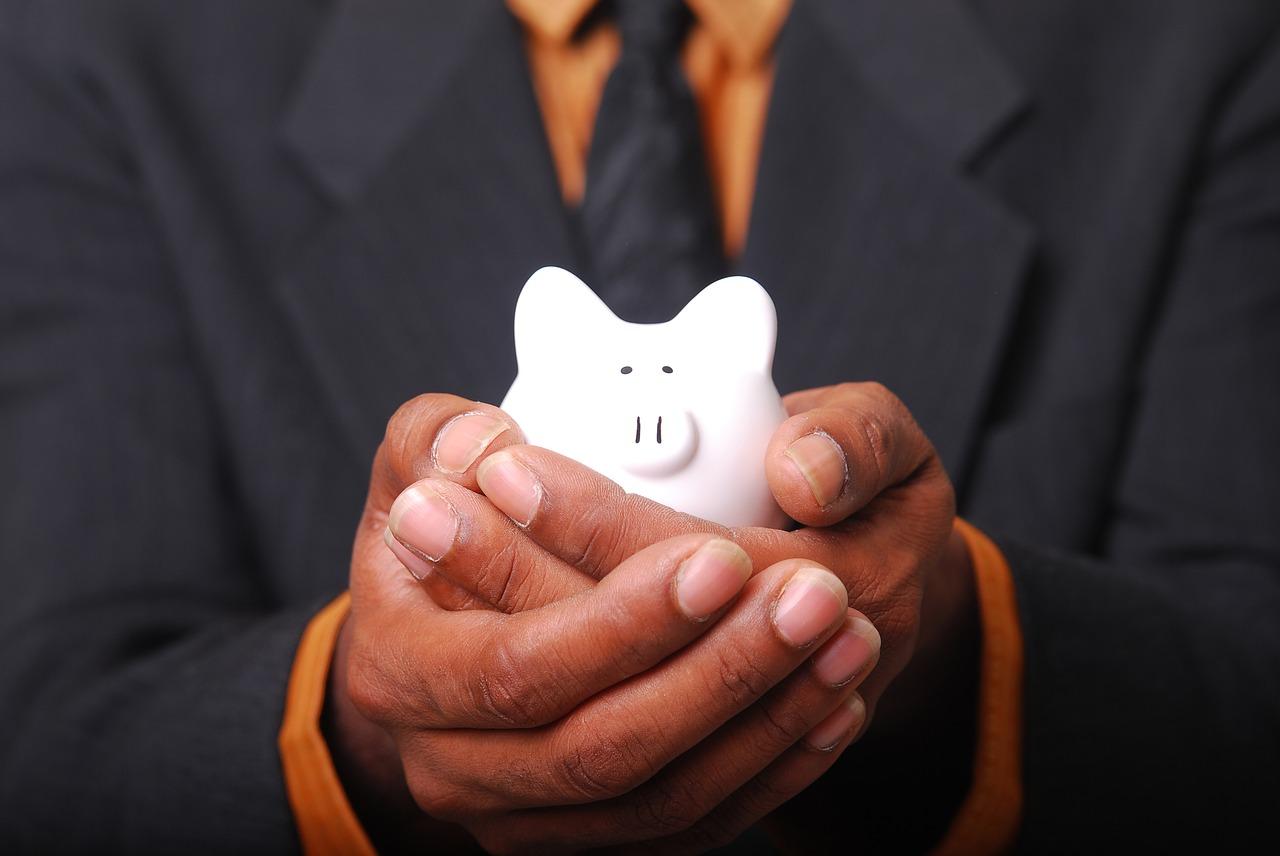 小規模事業者持続化補助金のイメージ貯金箱